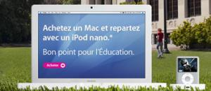 Bon Plan High Tech : un mac & un ipod cadeau !