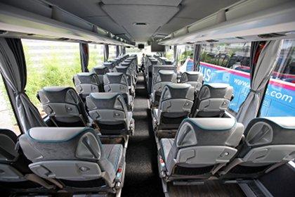 De grandes aventures prix mini c est possible avec idbus for Ouibus interieur