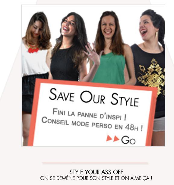 Du nouveau coté Mode & Marque : SYAO, STYLE YOUR ASS OFF, 3 drôles de dames prennent les commandes avec Brio!