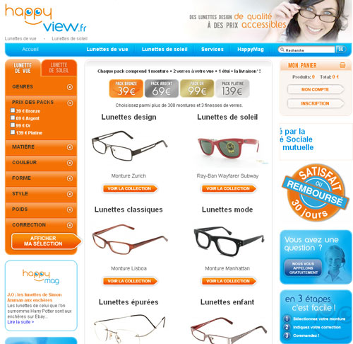 lunette  u0026 optique  u00e0 tarif  u00e9tudiant   happyview fr propose